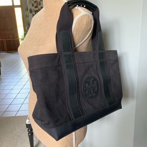 Tory Burch Handbags - Tory Burch Mini Beach Tote